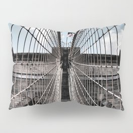Iron Strung - Brooklyn Bridge Pillow Sham