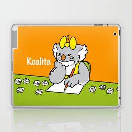 Koalita at school Laptop & iPad Skin