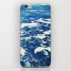 Ottawa Winter from The Air iPhone & iPod Skin