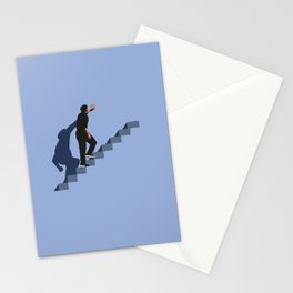 How's it going to end ? Stationery Cards