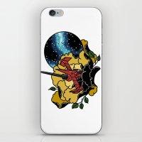 cowboy bebop iPhone & iPod Skins featuring Cowboy Bebop Swordfish II by Crap Panther