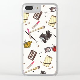 Artists Dream Clear iPhone Case