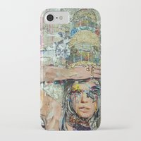 ice cream iPhone & iPod Cases featuring Ice Cream by Katy Hirschfeld