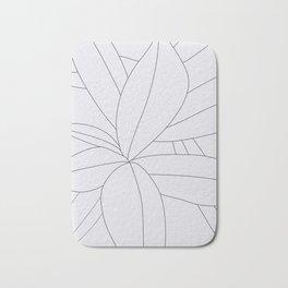 Flora Illustration 01 Bath Mat
