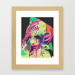 Lowbrow Framed Art Print