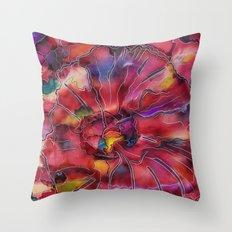 Synesthesia Throw Pillow