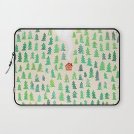 Alone in the woods Laptop Sleeve