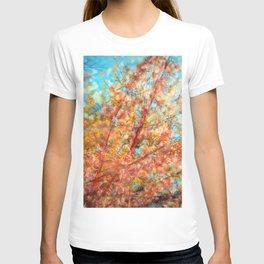 Trippin under a tree T-shirt