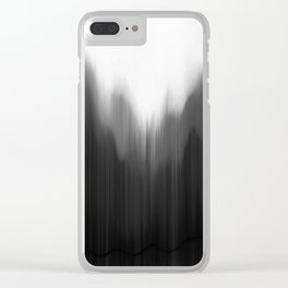 Voyage II Clear iPhone Case