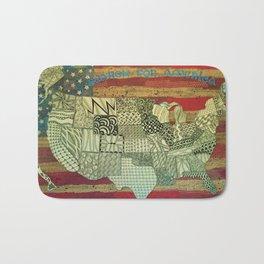 Search for America Bath Mat