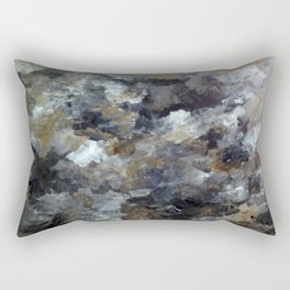 And How Do You Feel About That? Rectangular Pillow