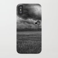 oklahoma iPhone & iPod Cases featuring Oklahoma Sky by Austin's Designs