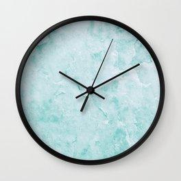 Fresh Water Marble Wall Clock