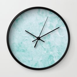 Fresh Water Marble Wall Clock