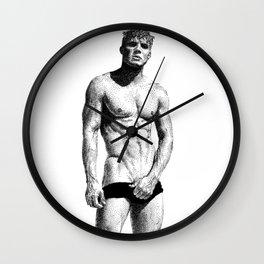 Joe 3 - Nood dood nooddood Wall Clock