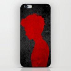 Girl with the Dragon Tattoo iPhone & iPod Skin