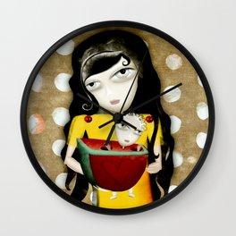 My Sweet Little Watermelon Wall Clock