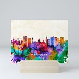 Hanover Skyline Mini Art Print