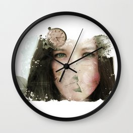 Tu tiempo, tú - Your time, you Wall Clock