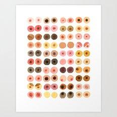 Bubbies Art Print