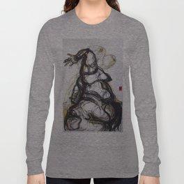 Giant Butterflies  Long Sleeve T-shirt