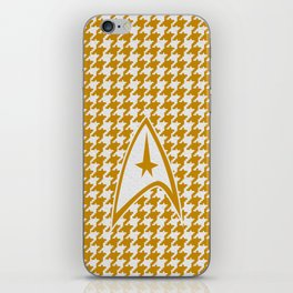 Command Gold  iPhone Skin