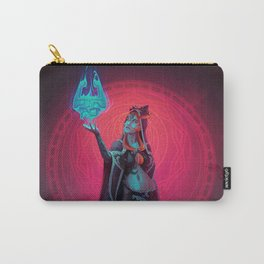Fusing Shadow Into Light Carry-All Pouch