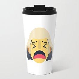 Usopp Emoji Design Travel Mug