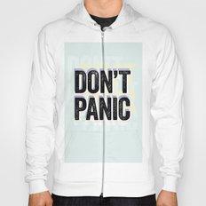 DON'T PANIC! Hoody