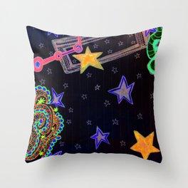Shneibelrox Throw Pillow