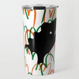 Jungle Dinosaur Travel Mug
