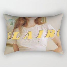 Clairo Rectangular Pillow