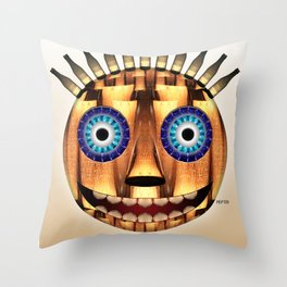 Bottlehead #13 Throw Pillow