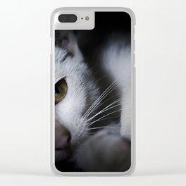 XXXIII Clear iPhone Case
