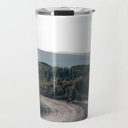 road to Cerro chapelco Travel Mug