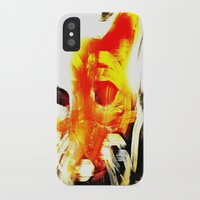 tom selleck iPhone & iPod Cases featuring Tom by Alexandro72
