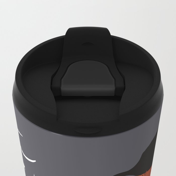 I Might Be A Witch Metal Travel Mug