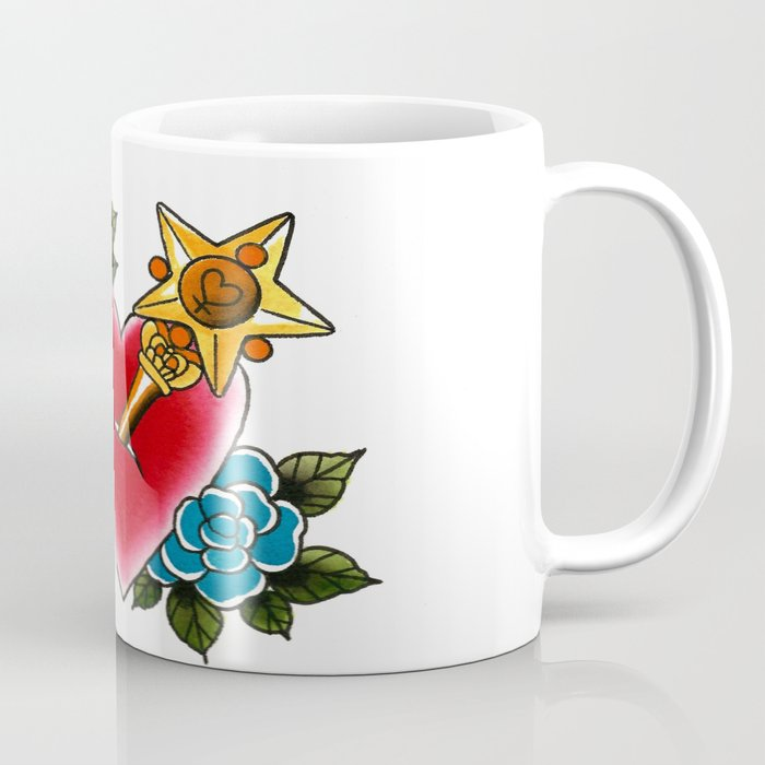 Sailor Venus Original Flash by Pooka Machine Coffee Mug