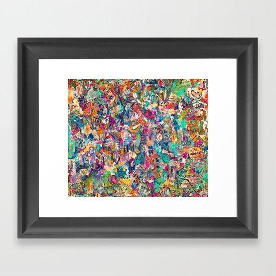 BrazenblazenOh Framed Art Print