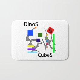 Seracusso - DinoS & CubeS Bath Mat