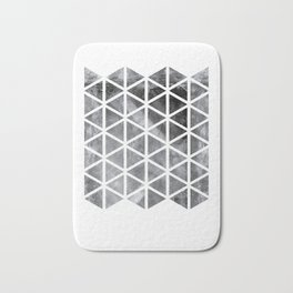 GEOMETRIC SERIES I Bath Mat
