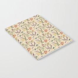Herb Pattern Notebook