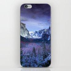 Yosemite National Park, USA iPhone & iPod Skin