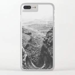 CANYONLANDS / Utah Clear iPhone Case