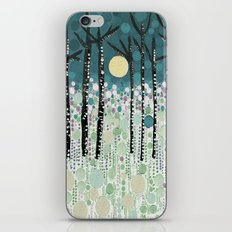 :: Moonlight Kiss :: iPhone & iPod Skin