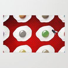Disco Breakfast Rug