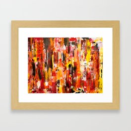 """The Beckoning"" Framed Art Print"