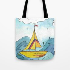 SS Happy Times Tote Bag