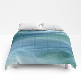 AQUA VITA dyptych, part II Comforters