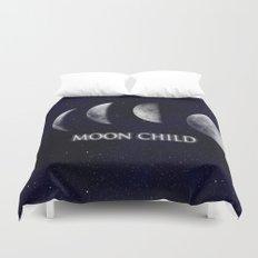 Moon Child Duvet Cover